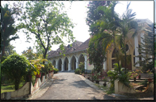 Bishop's House in fort kochi