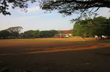 Parade Ground in fort kochi